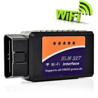 Wholesale Vgate ELM 327 WIFI OBDII Scanner V 1.5  Auto OBD2 Diagnostic Tool For Windows XP, 7/8, for IOS, for Android, Symbian from china suppliers
