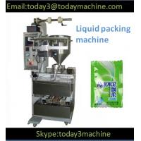Wholesale 1-50 ml liquid/water/juice/shampoo/paste packing machine from china suppliers