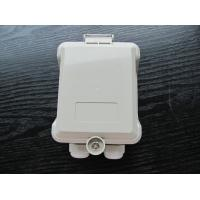 Quality Waterproof 30 Pair Network Cable Distribution Box Instrument Enclosures IP54 for sale