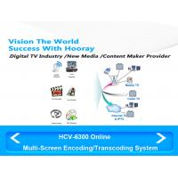 Wholesale Online Video Streaming Digital Media Content Creation SDI ASI Input Web Management from china suppliers