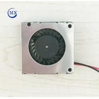 Wholesale 30Mm Motor Drushless Axail DC Blower Fan For Air Cooling , 7mm thickless from china suppliers