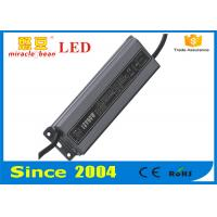 Wholesale 60 Watts Metal Shell Waterproof IP67 DC Power Supply 12Volts 5A 24Volts 2.5A for LED Modules from china suppliers