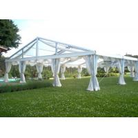 Wholesale Fire Retardant Beautiful Marquee Party Tent , New Design Clear Wedding Marquee from china suppliers