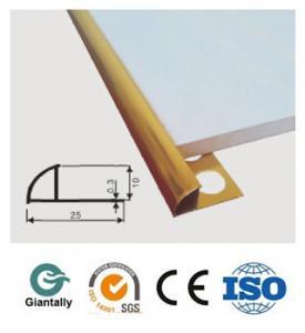 Wholesale aluminium tile trim line, aluminium tile repair the sideline from china suppliers