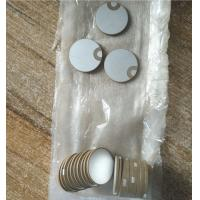 Wholesale Customized Piezo Ceramic Element Piezoelectric Ceramic Material from china suppliers
