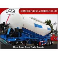 Wholesale Professional V Type Cement Tanker Semi Trailer  Optional Volume 3 X 13 Ton Axles from china suppliers