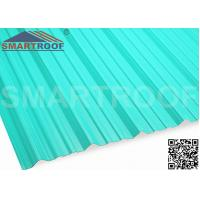 Wholesale Multifunctional PVC Corrugated Roofing Sheets 4.0mm For Building Material from china suppliers