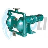 Wholesale Low Pressure Electric Double Diaphragm Pump For Transport Flammable Liquid from china suppliers