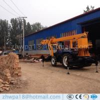 Wholesale Good quality Auger Crane hydraulic Pile Driver Erection from china suppliers