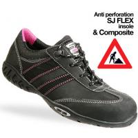 Wholesale Ceres safety shoes,composite toecap,Rubber sole,size EU36-42,category S3/SRC from china suppliers
