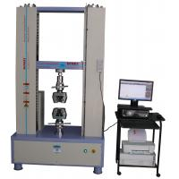 Wholesale 300KN Universal Test Machines , Universal Test Equipment Closed-loop Control from china suppliers
