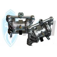 Wholesale Double Pneumatic Diaphragm Pump Stainless Steel For Chemical Industry from china suppliers