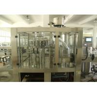 Wholesale PET Bottles 3 in1 Monoblock Fruit Juice / Water / Beer Filling Machine Production Line from china suppliers