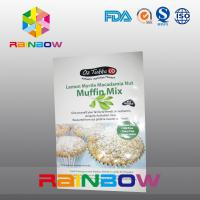 Wholesale Muffin Mix Snack Bag Packaging / Plastic Pouches for Yummy  Pastry from china suppliers