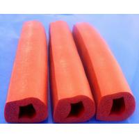 Quality Durable Heat Resistant Rubber Tubing With Customized Logo , Sponge Foam Material for sale