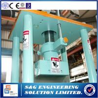 Quality Hydraulic Shearing Shutter Door Roll Forming Machine Gear box Transmission for sale