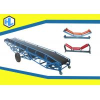 Wholesale Heavy Duty Inclined Straight Loading Belt Conveyor 5 - 20m Conveying Length from china suppliers