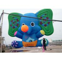 Wholesale 10m Large Inflatable Elephant / Outdoor Advertising Balloon For Big Event from china suppliers