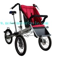 "Wholesale Foldable 16""Wheels Baby Stroller Bike With 5 Point Extra Strong Harness from china suppliers"