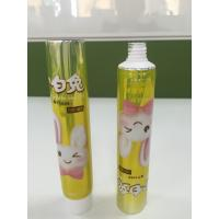 Quality 20-100g laminated tube flexible packaging with full offset printing for sale