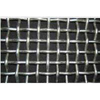 China Stainless Steel Crimped Wire Mesh on sale