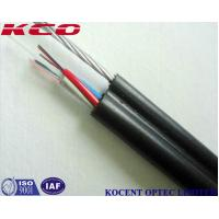 Wholesale Armored Self Supporting Indoor Outdoor Fiber Optic Cable / Optical Fibre Cable from china suppliers