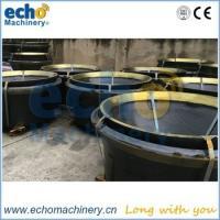 Buy cheap high quality Sandvik CH430 cone crusher spare parts mantle and concave for crushing stones from wholesalers