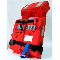 Wholesale Adult 150N Foam Foldable SOLAS Marine Life Jacket  Lifevest For Navy , Offshore from china suppliers