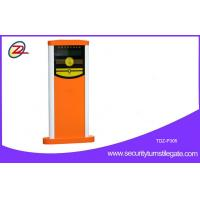 Wholesale Intelligent car parking ticket machines with barrier gate / management software from china suppliers