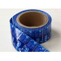 Wholesale Plastic Film PVC Heat Shrink Sleeve For Beverage Bottle Packaging from china suppliers