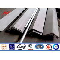 Wholesale Construction Galvanized Angle Steel Hot Rolled Carbon Mild Steel Angle Iron Good Surface from china suppliers
