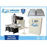 Wholesale Double-bowl Kitchen Sink Automatic Seam Welder , Resistance Rolling Seam Welding from china suppliers