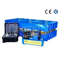 Wholesale PLC Touch Portable Conveyor Belt Vulcanizer , Water Hydraulic Vulcanizing Machine from china suppliers