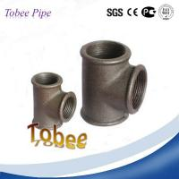 Wholesale Malleable iron fittings equal tee from china suppliers