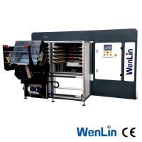 Wholesale A3 Sized Hydraulic PVC Card Laminator Automatically Platen size 550x700mm from china suppliers