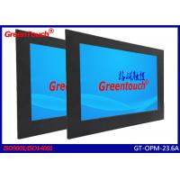 Wholesale Commercial Wall Mounted Open Frame Touch Monitor Low Power Consumption from china suppliers