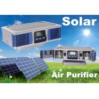 Wholesale Negative Ions ower - saving Solar Air Purifier for Dispelling Smoke with FCC from china suppliers