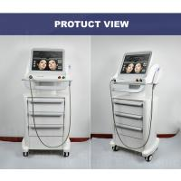 Wholesale Facial Lifting HIFU Machine High Frequency Anti - Wrinkle Face Tightening Machine from china suppliers