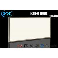 Quality 55w Slim Square LED Flat Panel Light 600x 120 Mm / LED Panel Ceiling Light UL CE Standard for sale