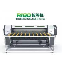 Wholesale UV hybird printer machine CMYK White color for PVC board printing from china suppliers
