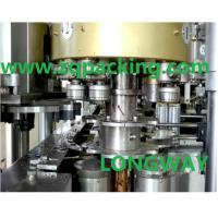 Wholesale LONGWAY 2 in 1 Beer Canning filling and sealing machinery from china suppliers