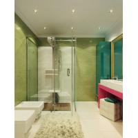 Wholesale 12MM clear tempered glass as shower room with CCC certificate from china suppliers