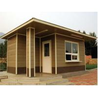 Wholesale Cheap Waterproof High Quality WPC House from china suppliers