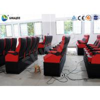 Wholesale 2DOF 4D Cinema System With Sweep Leg Push Back Vibrate Special Effects from china suppliers