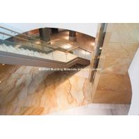 Wholesale Luxury Giallo Macaubas Quartzite Floor Tiles from china suppliers