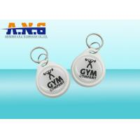 Wholesale Access Control read 125khz RFID epoxy Key Fob for Social Media Activations from china suppliers