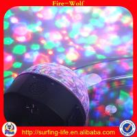 Wholesale most popular stage speaker led speaker tf card speaker colorful speaker from china suppliers