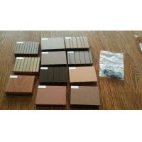 Wholesale Weather And High Impact Resistant WPC Outdoor Flooring Natural Feel from china suppliers