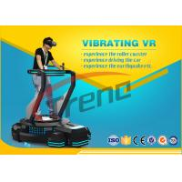 Wholesale Theme Park Roller Coaster Virtual World Simulator Safe HMD 220V 1200W from china suppliers