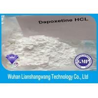 Wholesale 99% Purity Male Sexual Enhancement Dapoxetine Hydrochloride CAS 129938-20-1 from china suppliers